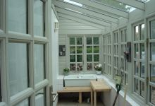 tec build conservatory inside