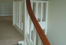 tec build glenmayne completed handrail