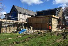 tec build darley extension in progress